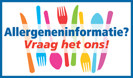 allergenen sticker